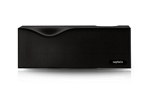 Learn More About Captain Black Portable Wireless Bluetooth Surround Stereo Speaker with 2 X 3.5W Spe...