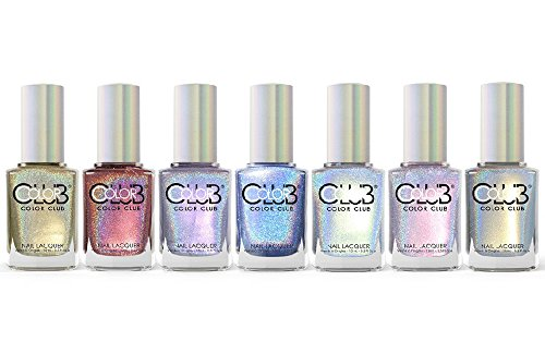 Color-Club-Halo-Hues-Collection-Fall-2015-Holographic-Nail-Lacquer-Set-of-7