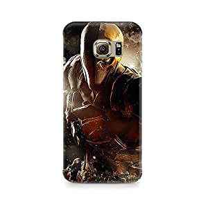 Ebby Deathstroke Premium Printed Case For Samsung S7