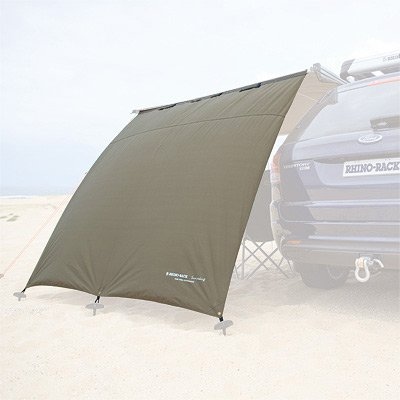 Rhino-Rack Side Wall Fits 2.5M And 2.0M Awnings