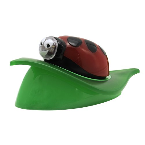 Sylvania 72173 Palpodzzz Lady Bug 3-In-1 Children'S Night Light
