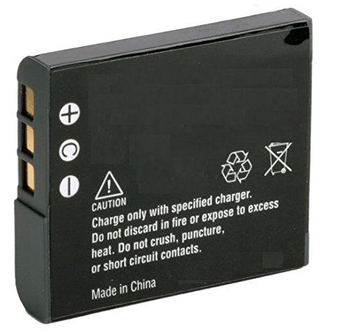 Ersatz-Akku für NP-BG1 NP-FG1 kompatibel mit SONY Cybershot DSC-HX5V, HX7V, HX9V, HX10V, HX20V, HX30V, H3, H7, H9, H10, H20, H50, H55, H70, H90, DSC-N1, N2, DSC-T20, DSC-T100, DSC-W30, W35, W50, W55, W70, W80, W90, W100, W110, W120, W130, W150, W170, W200, W210, W215, W220, W230, W270, W290, W300, WX1, WX10, Handycam HDR-GW77V