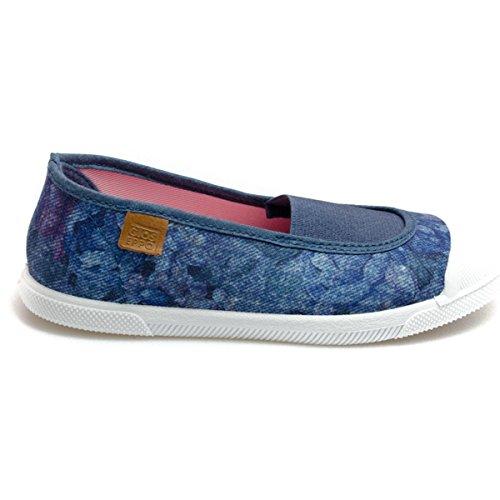 Gioseppo Bibury bambina, tela, sneaker slip on, 34 EU