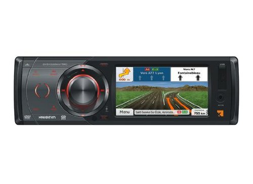 car vid o axxion dvd 1030nav truck gps bluetooth noir. Black Bedroom Furniture Sets. Home Design Ideas