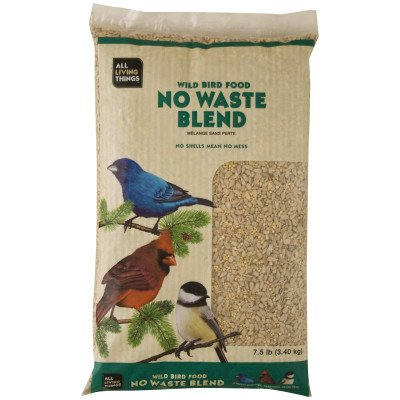 Cheap All Living Things No Waste Blend Wild Bird Food (B008DVPHSI)