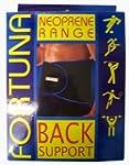 Fortuna Neoprene Back Support - Large