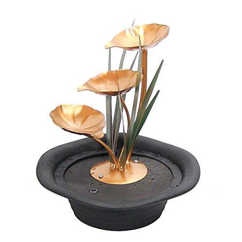 Sunnydaze Decor Cascading Tabletop Fountain (Countertop Fountain compare prices)