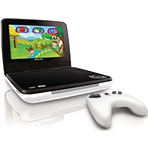 Philips PD7010 Portable DVD Player