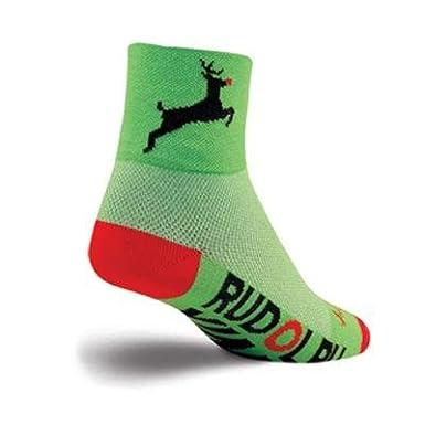 Rudolph Cycling/Running Socks