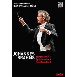 Brahms: Symphonies Nos. 1, 2 & 3