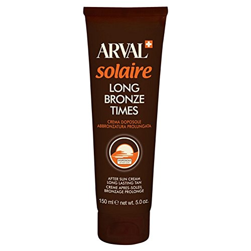 Arval Long Bronze Times Crema Doposole Abbronzatura Prolungata - 150 ml