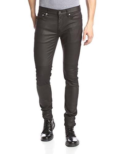 BLK DNM Men's Moto Skinny Jean
