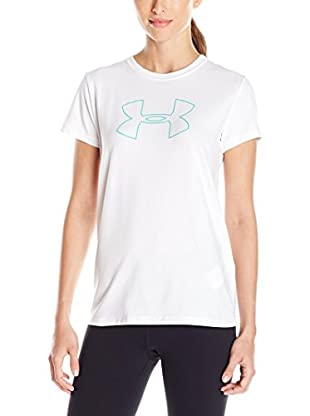 Under Armour Camiseta Manga Corta Big Logo Ss (Blanco)