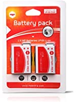 2 x batteries LPE8 LP-E8 MP EXTRA ® pour CANON reflex - Batterie optimisée pour CANON EOS 550D , EOS 600D , EOS 650D , EOS Rebel T2i , EOS Rebel T3i