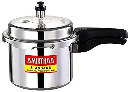 Amirthaa-AM_113-STANDARD-Aluminium-3-L-Pressure-Cooker-(Outer-Lid)