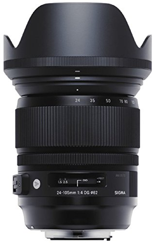 Best Review Of Sigma 635306 24-105mm F4.0 DG OS HSM