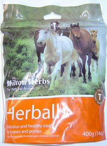 Herballs Horse Treat, 14 oz