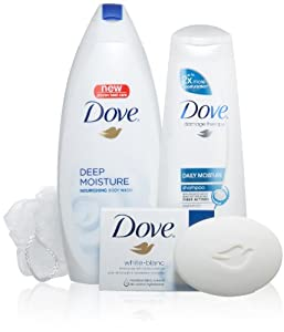 Dove Gift Box, Deep Moisture