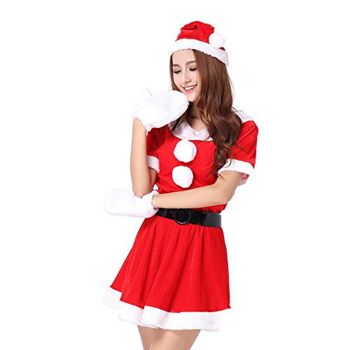 Womens Christmas Fancy Dress Ideas
