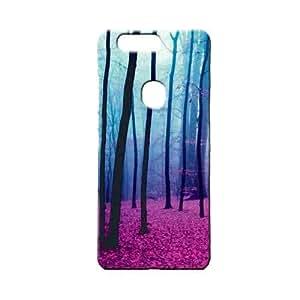 BLUEDIO Designer 3D Printed Back case cover for Huawei Honor V8 - G4607
