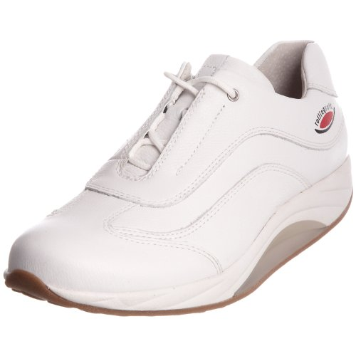 Gabor Women's Exquisite White Lace Ups Trainers 46.970.50 9 UK