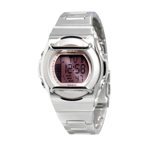 Casio Women's Baby-G G-MS Pink Watch #MSG160D-4V