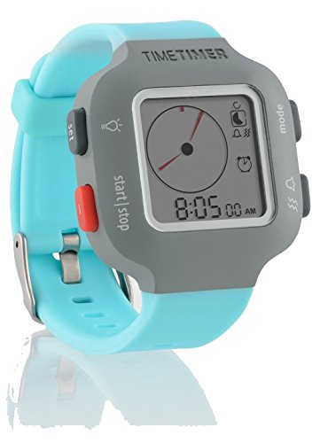 Time Timer Watch Plus - Blue (Time Timer Watch compare prices)