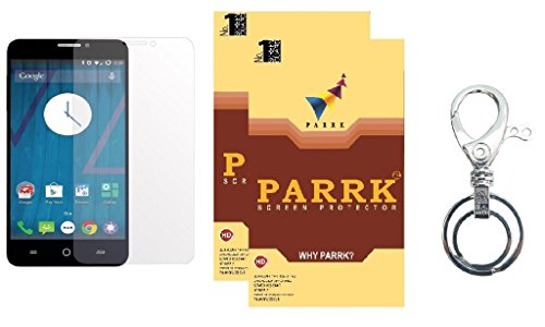 PARRK Matte Screen Guard for Micromax Canvas Mad A94 Pack of 2  available at amazon for Rs.229