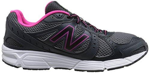 new balance womens we495 running shoe lead 85 b us