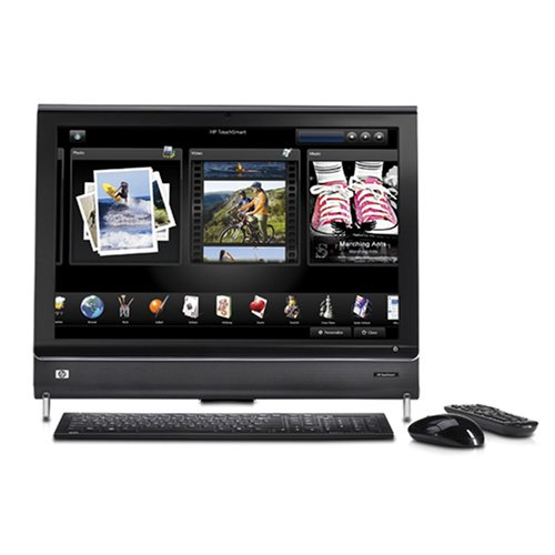 HP TouchSmart IQ816 All-in-One Desktop PC