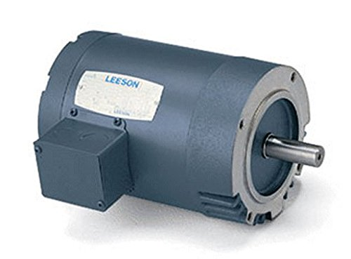 3/4 Hp 3450 Rpm 56C Frame Odp C-Face (No Base) 208-230/460 Volts Leeson Electric Motor # 100378