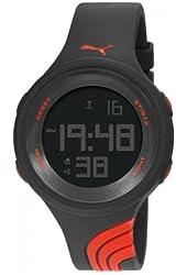 Puma Twist L Red Black Digital Watch PU911091001