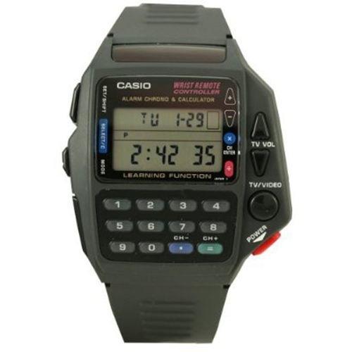 Casio Men's Techmowear Remote Control Digital Watch #CMD40B-1T