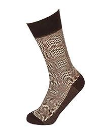 Abracadabra Men's Long Socks (DNCS15017-3_Multi)
