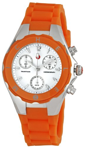Michele Women's MWW12D000005 Tahitian Jelly Bean Watch