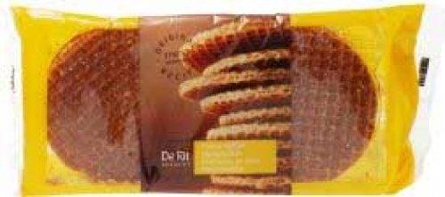 De Rit Org Honey Waffles 175g
