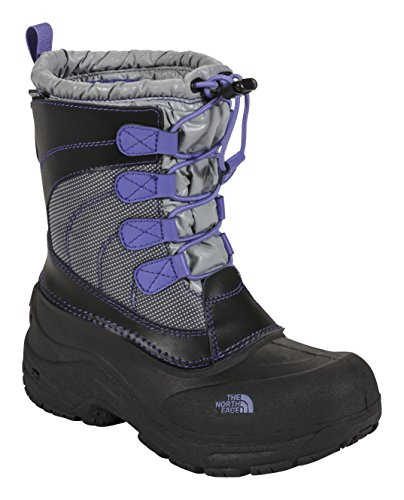 The North Face Alpenglow Lace Boot Griffin Grey/Blue Iris Size 3 M US