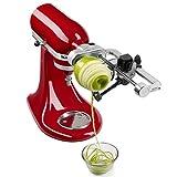 KitchenAid KSM1APC Spiralizer Attachment with Peel, Core and Slice