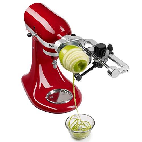 kitchenaid stand mixer attachment choices