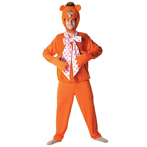 Disney Muppets Fozzy Bear Costume - Standard or X-Large