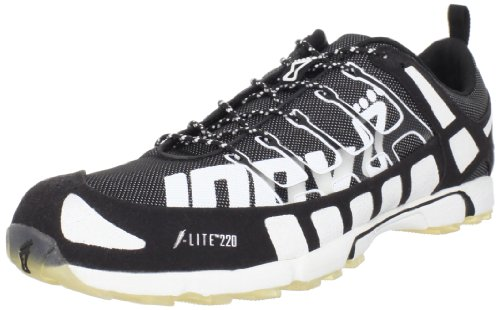 Inov-8 F-Lite 220-Black White-M: US 9 / UK 8 / EU 42