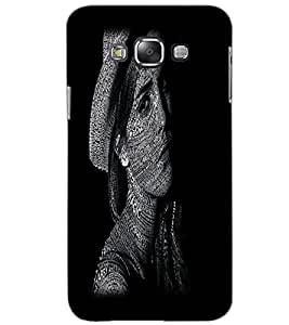SAMSUNG GALAXY GRAND 3 GIRL Back Cover by PRINTSWAG