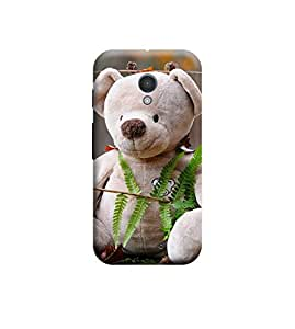 Ebby Premium Printed Back Case Cover With Full protection For Motorola Moto X (Designer Case)