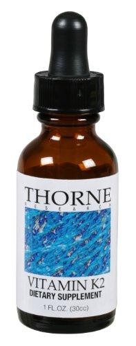 Thorne Research - Vitamin K2 Liquid - 1 Fl Oz [Health And Beauty]