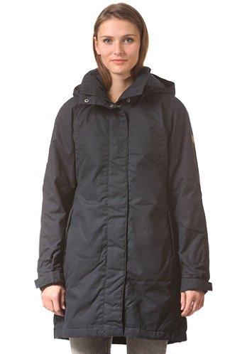 Fjäll Räven Winterjacke Una Jacket Women, Dark Navy, Größe:XS