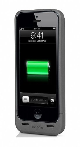 Best Price Mophie Juice Pack Helium Charging Case - iPhone 5