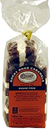 Judy\'s Candy Co. Sugar Free Rocky Road Caramels