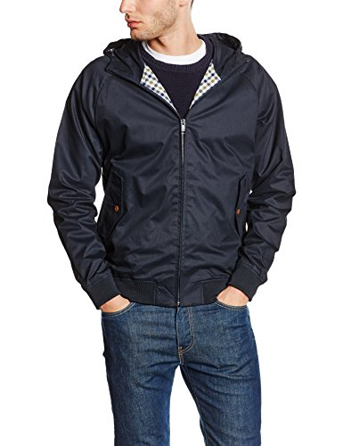 ben-sherman-herren-blouson-jacke-mf12615-gr-medium-blau-staples-navy-ef5