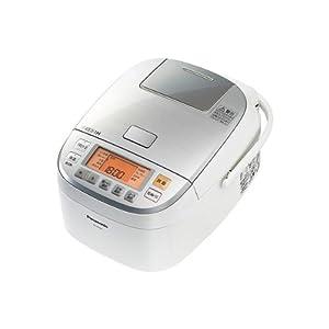 Panasonic おどり炊き 可変圧力IHジャー炊飯器 10合 ブラウン SR-PA183-T