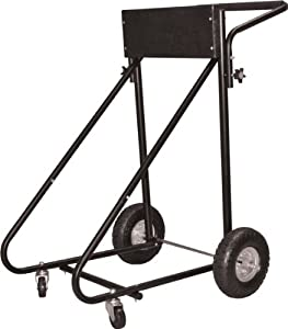 30 Hp Outboard Motor Cart Engine Stand With